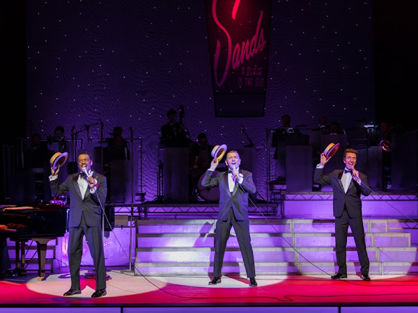 The Rat Pack- Live From Las Vegas (UK Tour), New Victoria Theatre | Review
