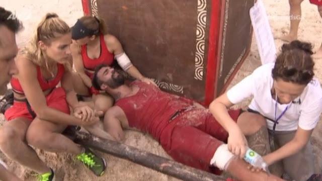 "Nomads: Χτύπησε άσχημα ο Αλεξάνδρου! ""Κατέρρευσε"" η Αποστολία Ζώη!"