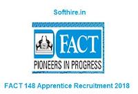 FACT 148 Apprentice Recruitment