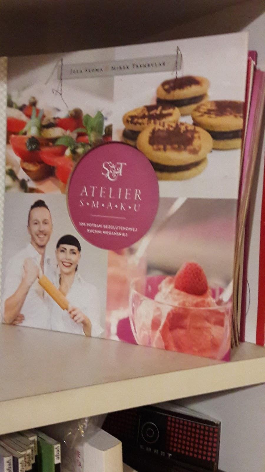 Vegedietetyka Polecam Książkę Atelier Smaku 108 Potraw