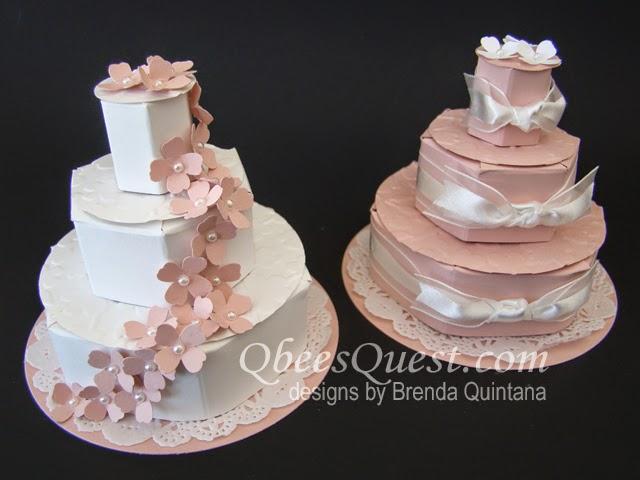 Qbee S Quest Hershey S Wedding Cake And Birthday Cake Favors