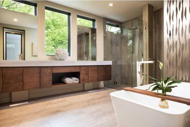 Full Interior Dan Eksterior Inspirasi Desain Rumah Kayu Modern