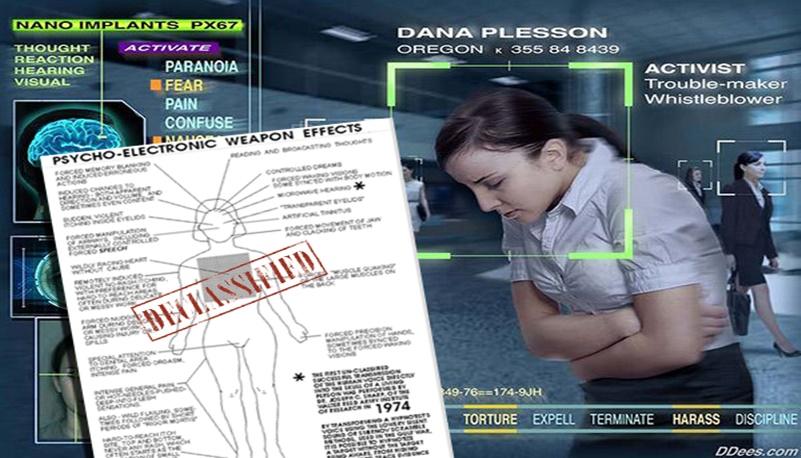 Governo dos EUA libera acidentalmente documentos de controle eletromagnético da mente