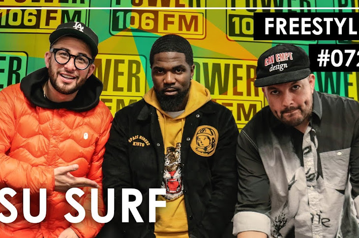 Tsu Surf Spits A Freestyle For LA Leakers