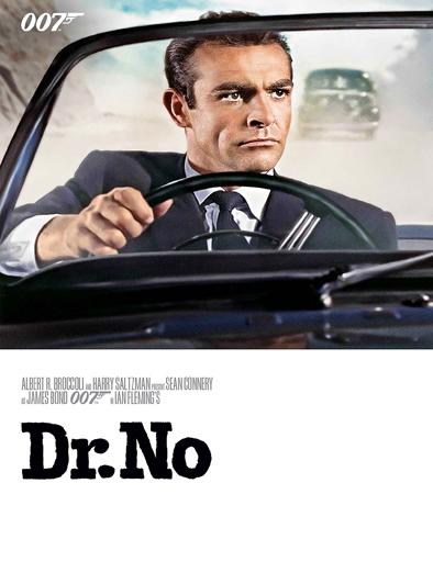 Ver 007: El satánico Dr. No (1962) Online