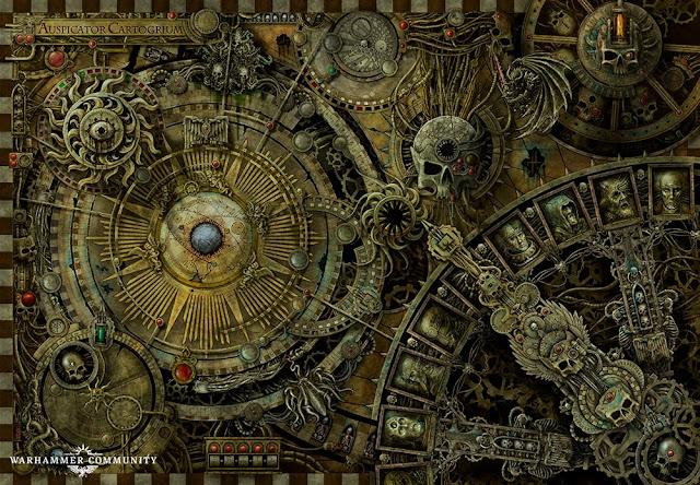 Trasfondo: Terra en Warhammer 40,000