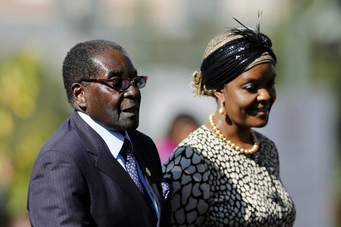 Grace Mugabe is being investigated for allegedly smuggling ivory worth millions to underground foreign markets