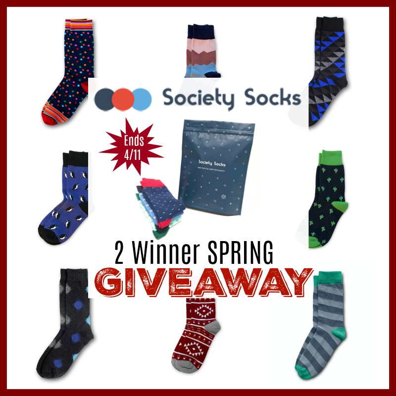 Society Socks 2 Winner