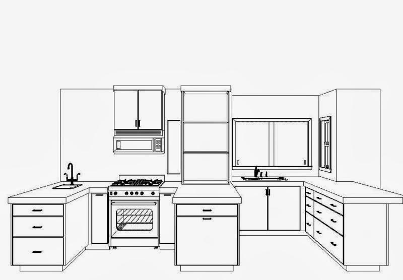 16+ Basic Principles Of Kitchen Design And Layout   imagetowin