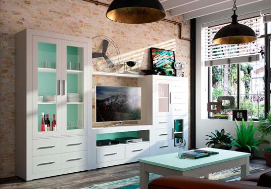 Blog de Ámbar Muebles: Modulares de salón, muebles multifuncionales ...