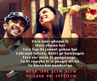 Ishq Slow Slow Lyrics | Jack and Dil | Ramji Gulati