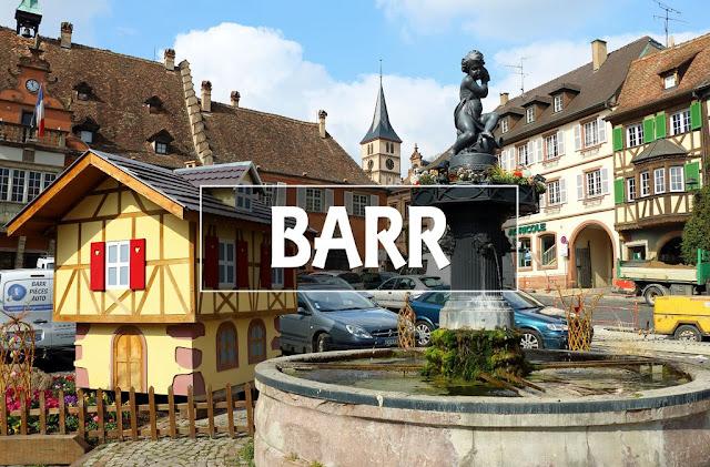 Barr y Gertwiller, pequeños tesoros de Alsacia