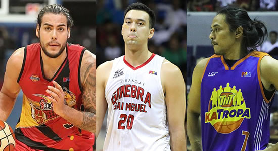 Trade Rumors List: Calvin Abueva, where is he?