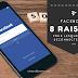 Facebook: 8 raisons pour lesquels je me déconnecte en 2017