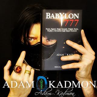 Artista Musicale, Autore, scrittore, Adam Kadmon, libri, bestseller, Lux Tenebrae, Illuminati