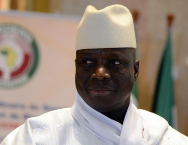 Gambia president declares country an 'Islamic state'