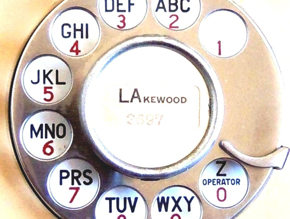 Telephone Exchange Names - Convert Phone Number To Words