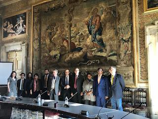 La Blue Economy: dialogo tra Italia e Paesi dell'Oceano Indiano