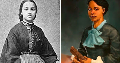 Mary Jane Patterson, first Black woman to graduate college
