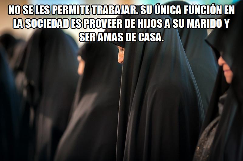 13 Prohibiciones que tienen las mujeres en Arabia Saudita