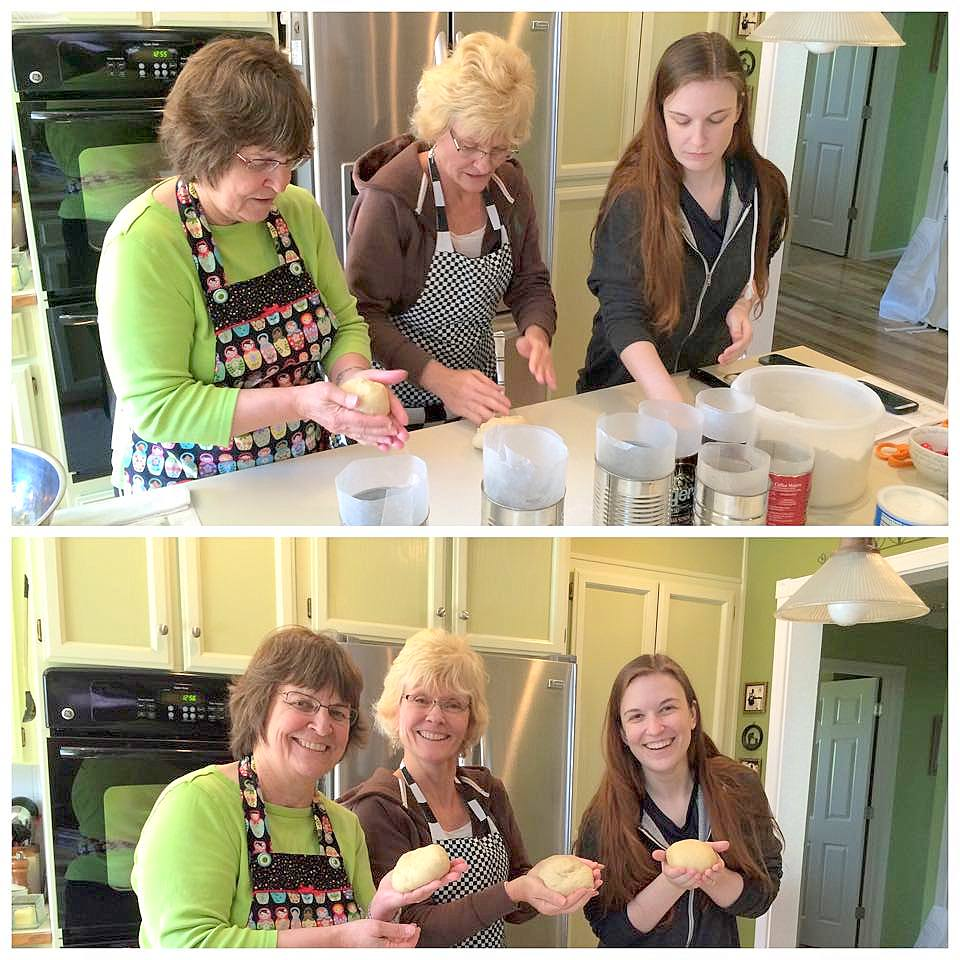 Ellens Kitchen: Mennonite Girls Can Cook: Easter Saturday In Ellen's Kitchen