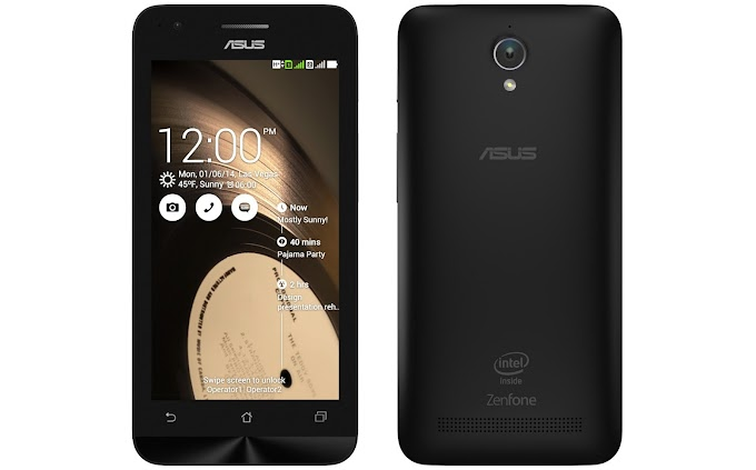 Asus Z007 Specifications and Price