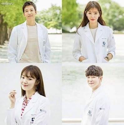 Daftar Nama dan Biodata Pemain Romantic Doctor Teacher Kim Terlengkap