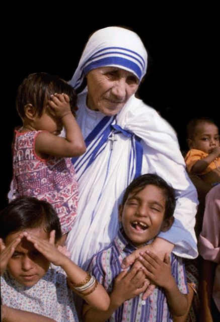 mother teresa assignment