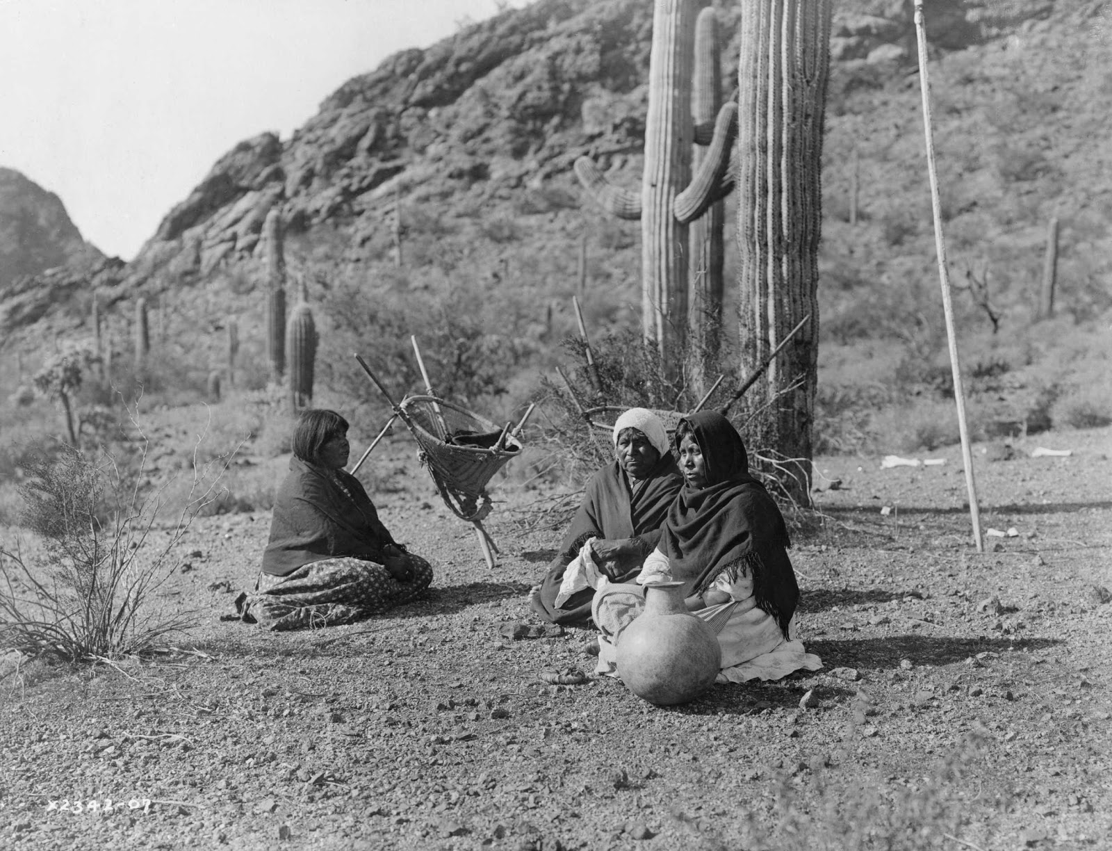 History In Photos Edward S Curtis