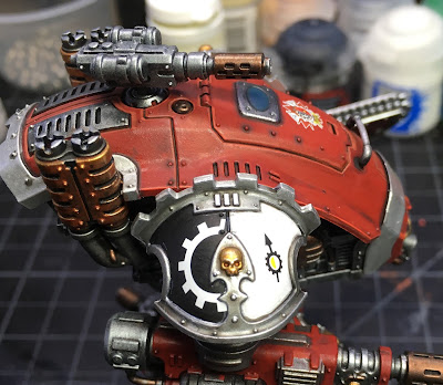 WIP House Taranis Armiger Warglaive Right Shoulder Livery