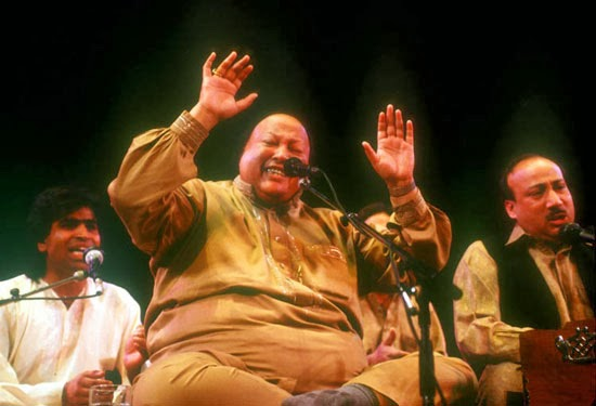 Tumhe Dillagi Bhool Lyrics - Nusrat Fateh Ali Khan