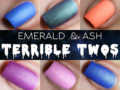 Emerald & Ash Terrible Twos Collection