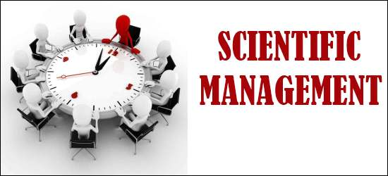 What are the Objectives of Scientific Management