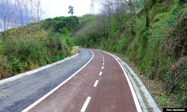 Ruta verde de La Orconera