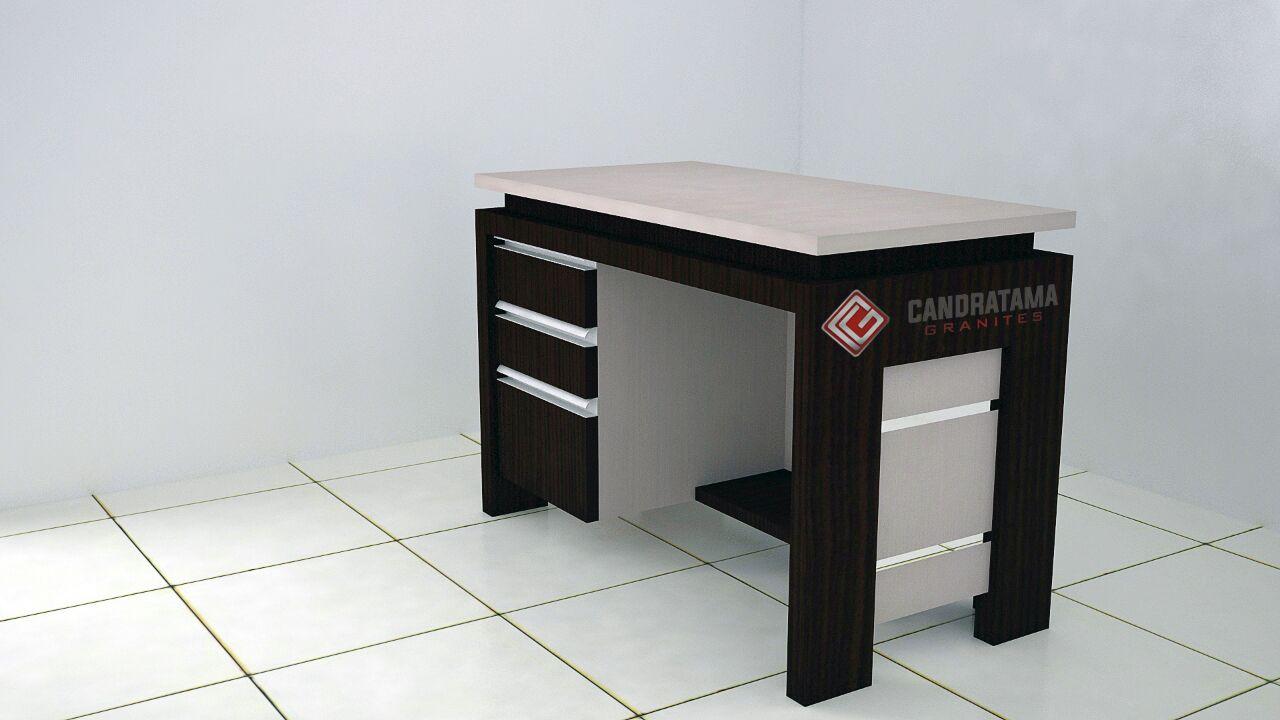 Desain Interior Perkantoran Meja Kerja Bp Supri Jombang