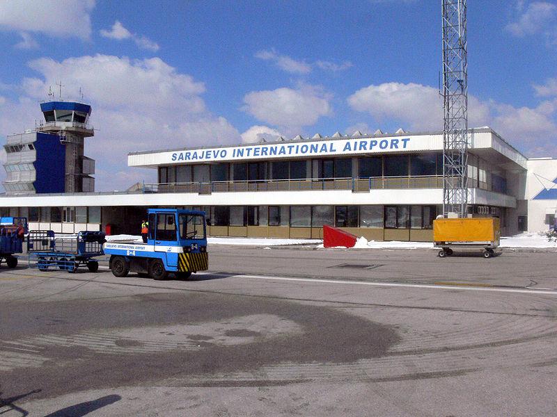 Sarajevo Airport To Demolish Old Terminal