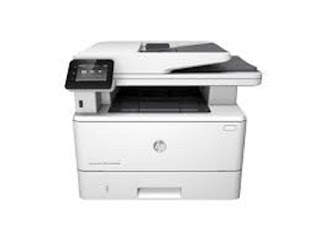 Picture HP LaserJet Pro MFP M426fdw Printer