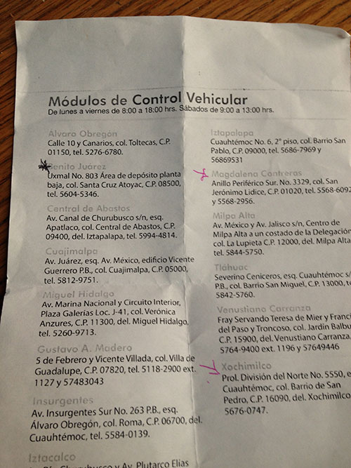 Pan Con Lo Mismo En La Tramitología De La Cdmx