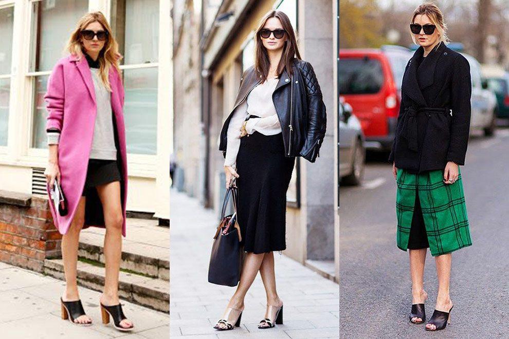 Tendência Outono/Inverno: Sapatos Mules