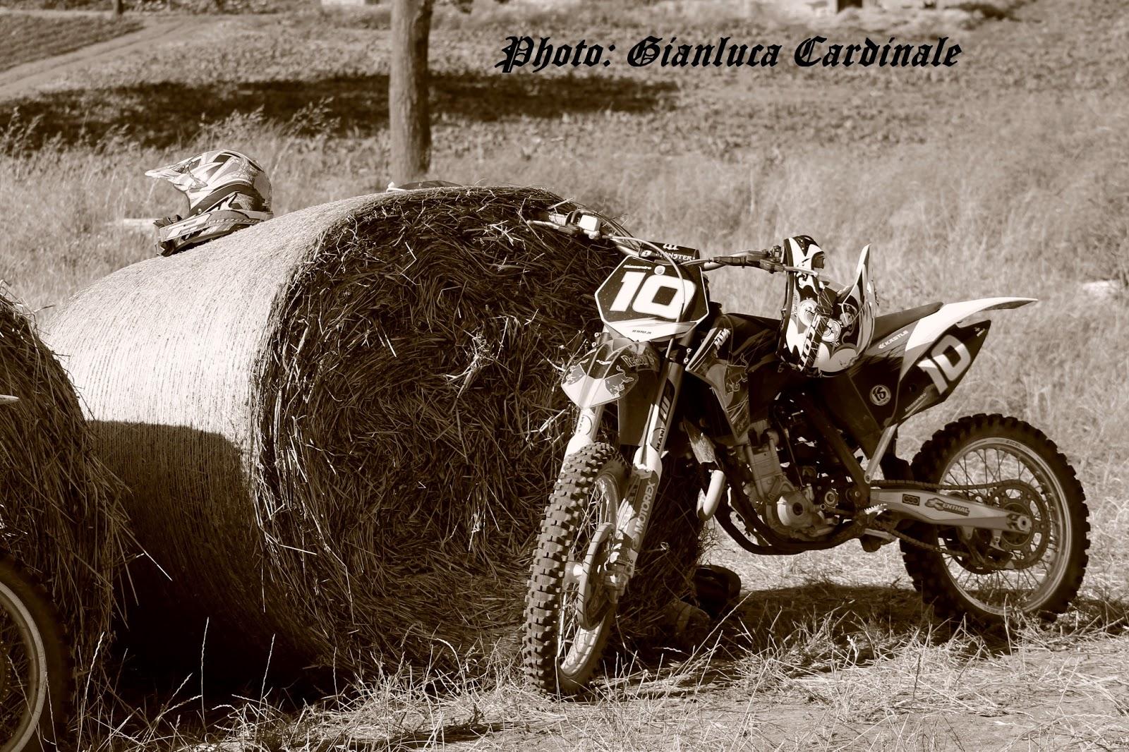 Preferenza Montecalvo e dintorni: Motocross domenicale tra amici. XR81