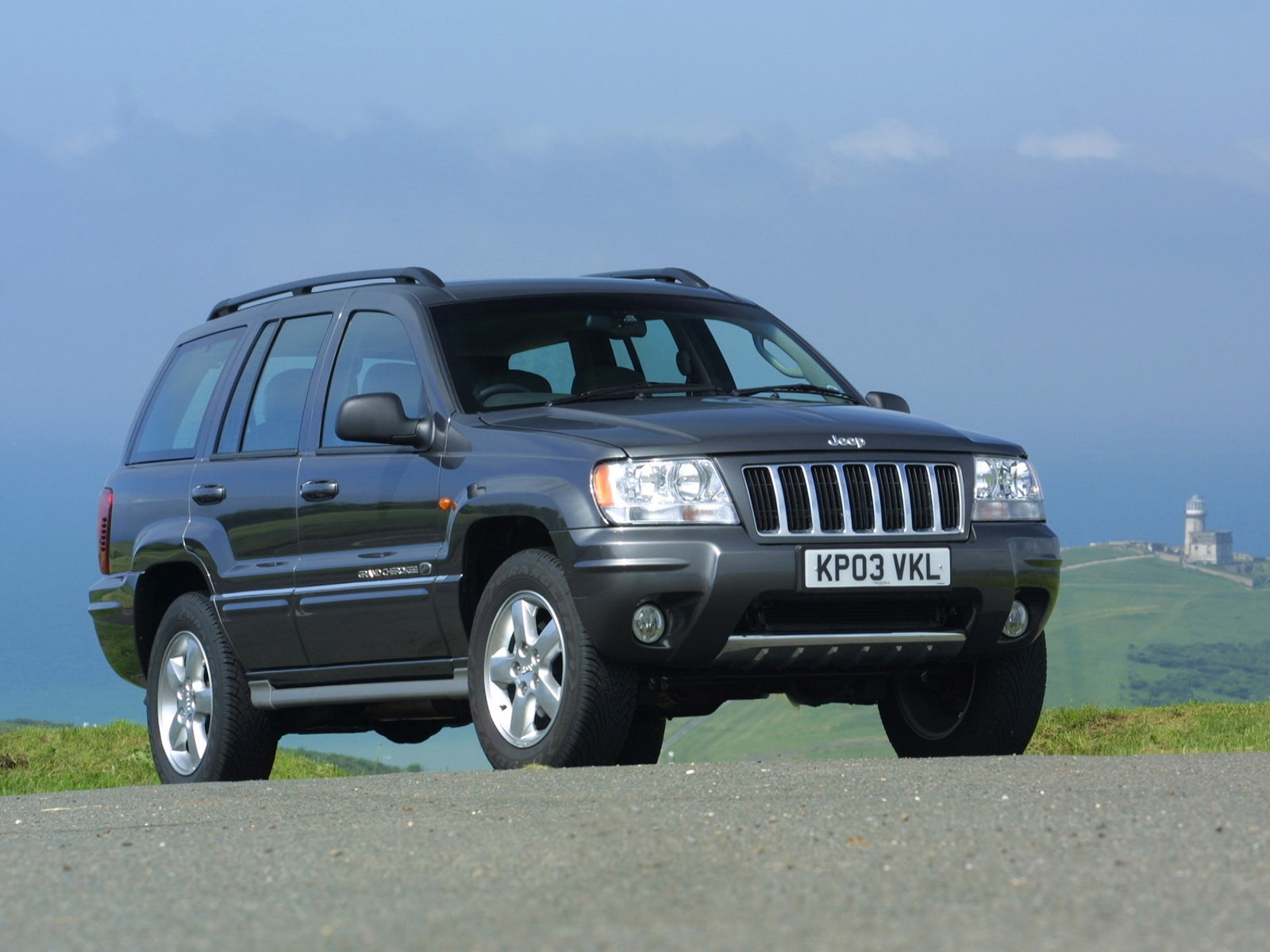 jeep jeep grand cherokee uk version 2003. Black Bedroom Furniture Sets. Home Design Ideas