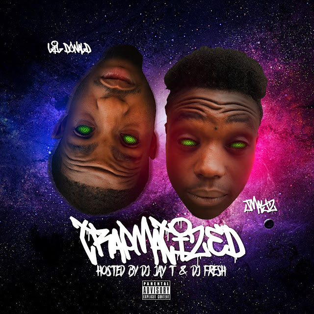 "JMayz and Lil Donald releases 6-track project, ""Trapmtized"""