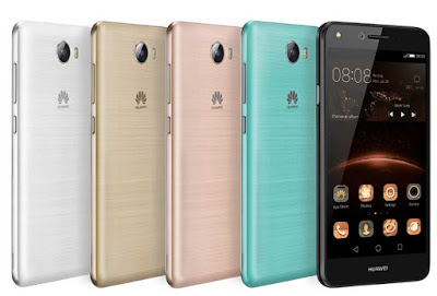 Huawei Y5II Specifications - Inetversal
