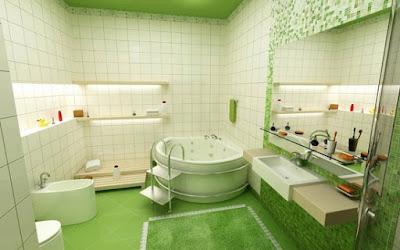 Cách chọn gạch lát nhà tắm