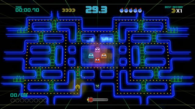 Pac-Man Championship Edition 2 se ve caótico, grandioso