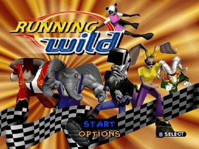 Running Wild PS1 ISO - Download Game PS1 PSP Roms Isos   Downarea51