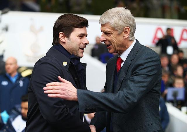 Prediksi Arsenal vs Tottenham Hotspur, 18 November 2017