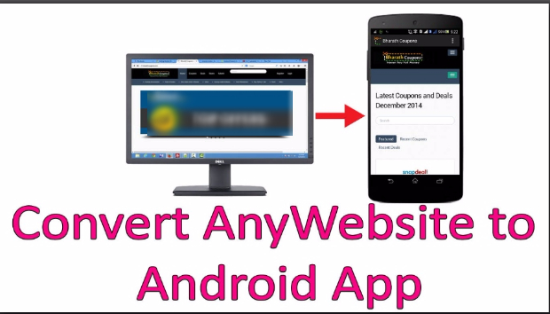 How to  Easily Create An Android App For That  Your Blog/Website