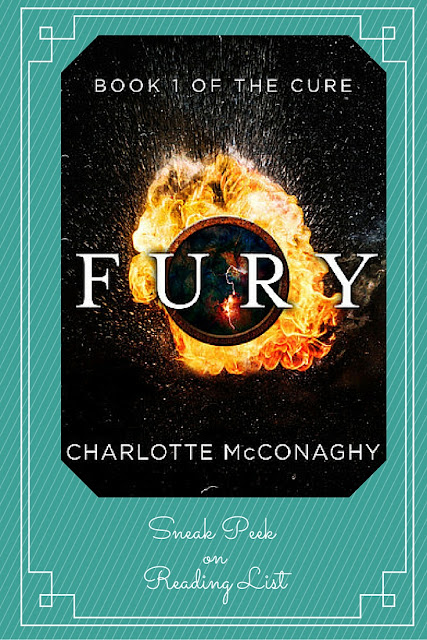 Fury a Sneak Peek on Reading List