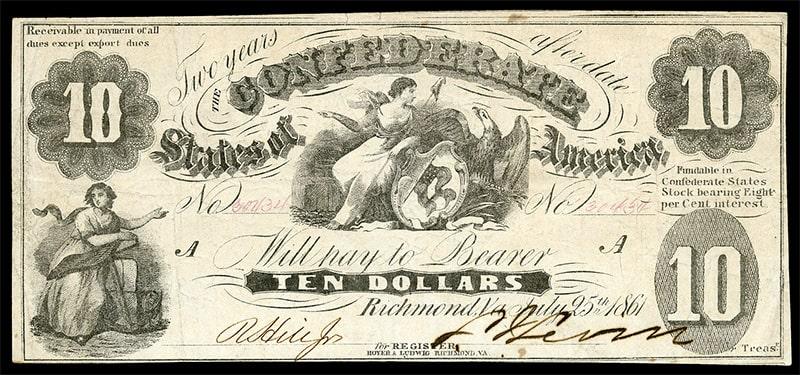 История происхождения доллара США и 1 банкноты